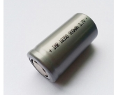 Cylindrical lithium-ion battery