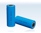 Lithium iron phosphate cylindrical battery